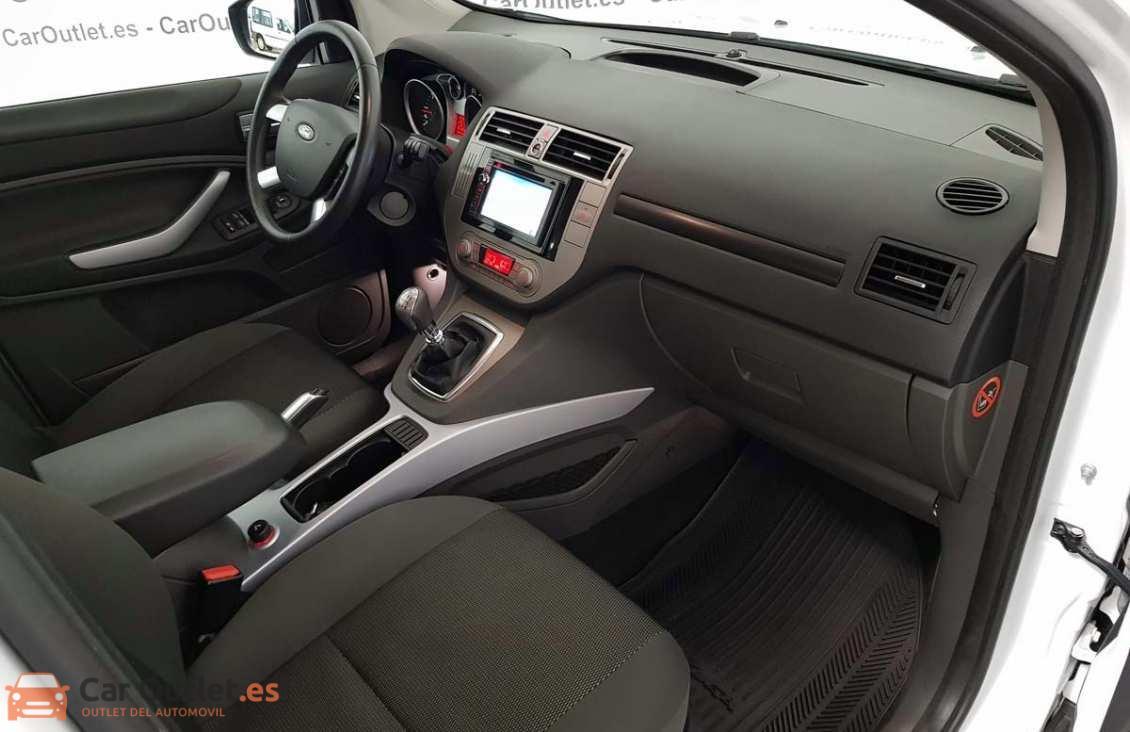 8 - Ford Kuga 2011