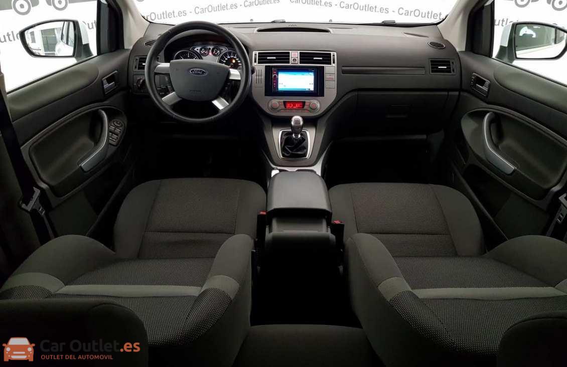 9 - Ford Kuga 2011