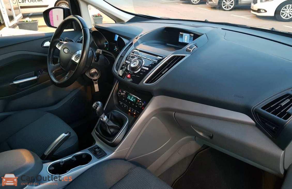 7 - Ford CMax 2014