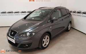 Seat Altea Diesel / gas-oil - 2012