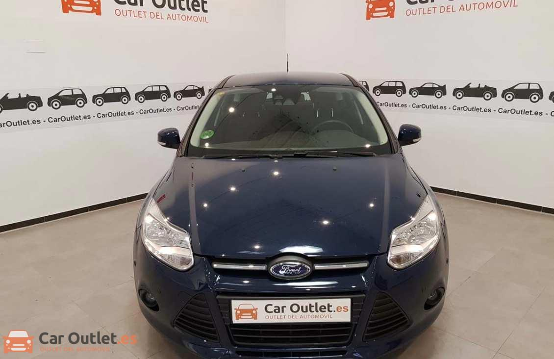 1 - Ford Focus 2014