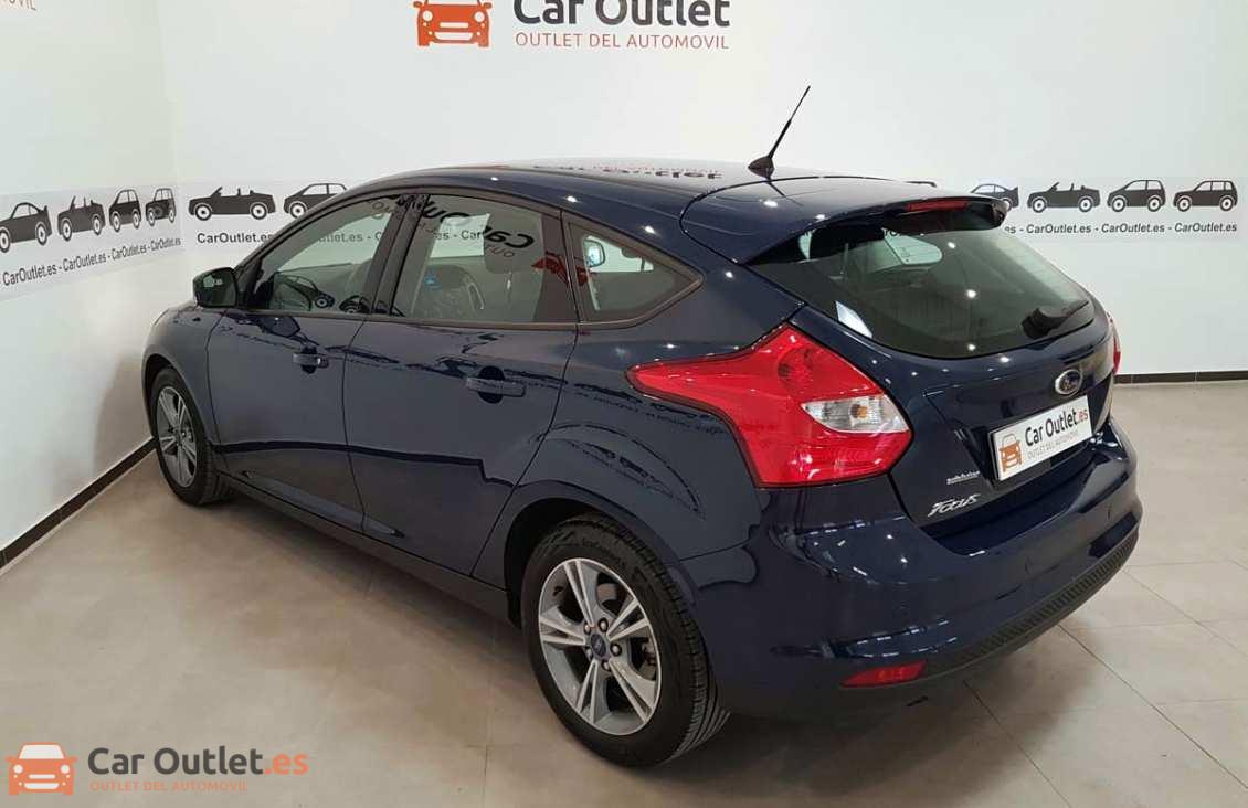 5 - Ford Focus 2014
