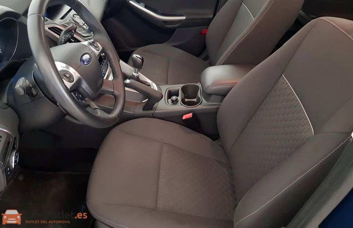 6 - Ford Focus 2014