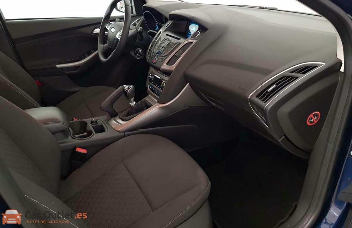 9 - Ford Focus 2014