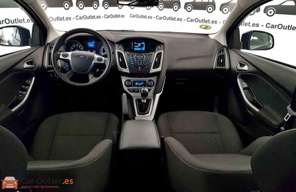 11 - Ford Focus 2014
