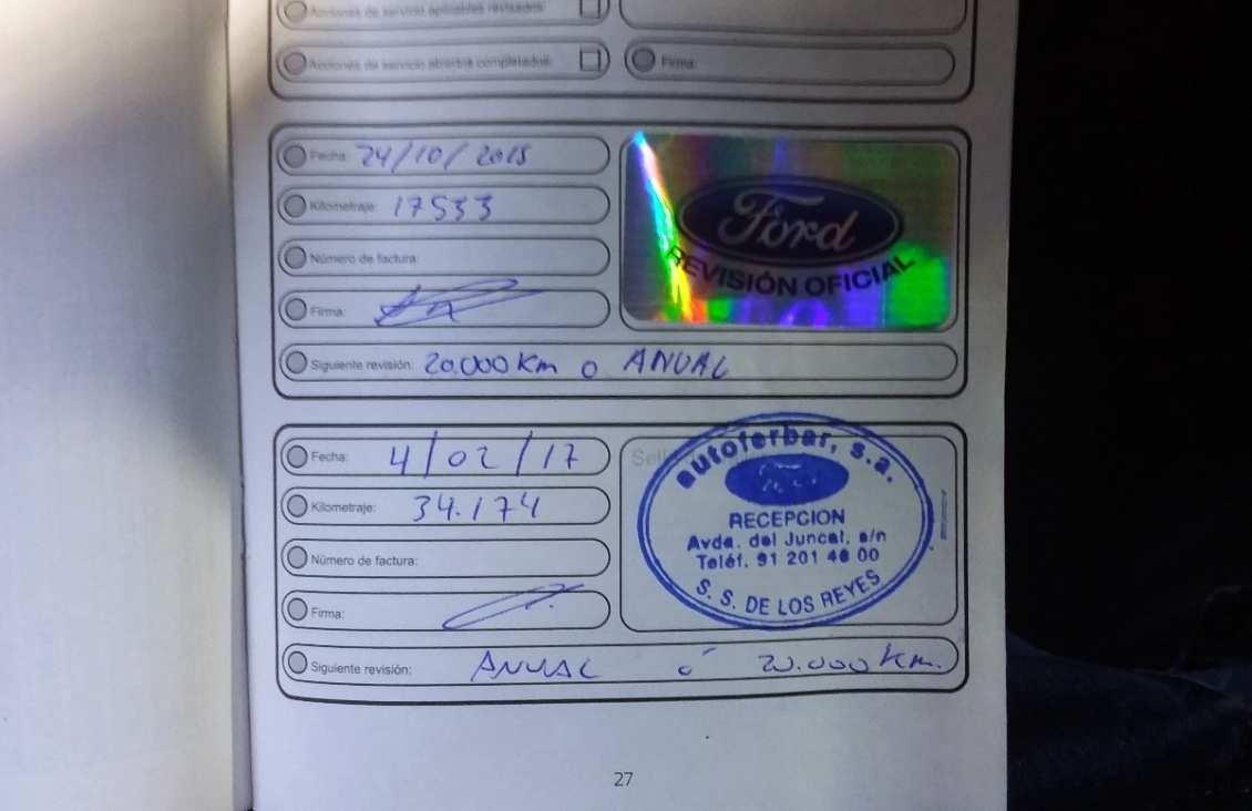 17 - Ford Focus 2014
