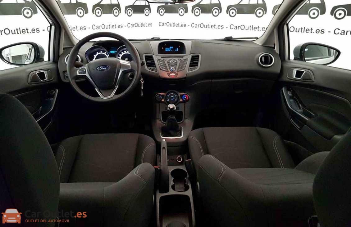 8 - Ford Fiesta 2015