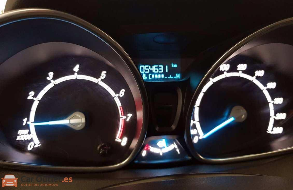 10 - Ford Fiesta 2015
