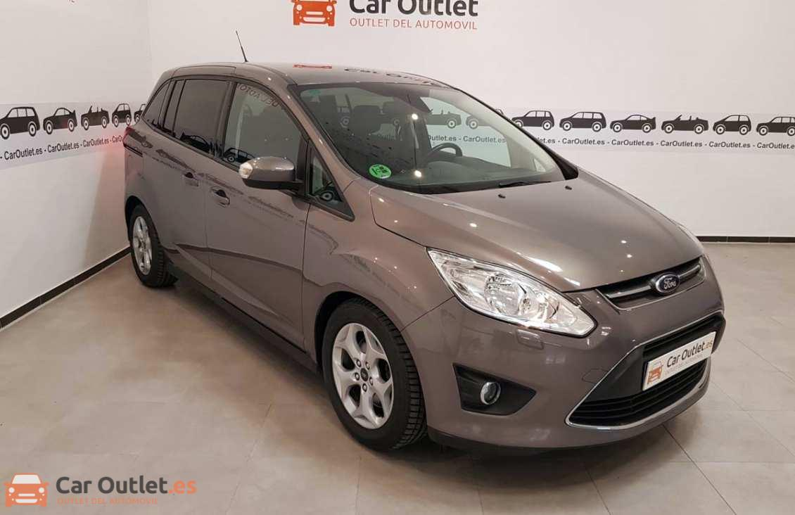 2 - Ford Grand CMax 2013