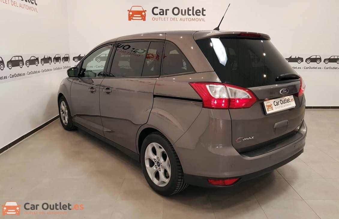 5 - Ford Grand CMax 2013