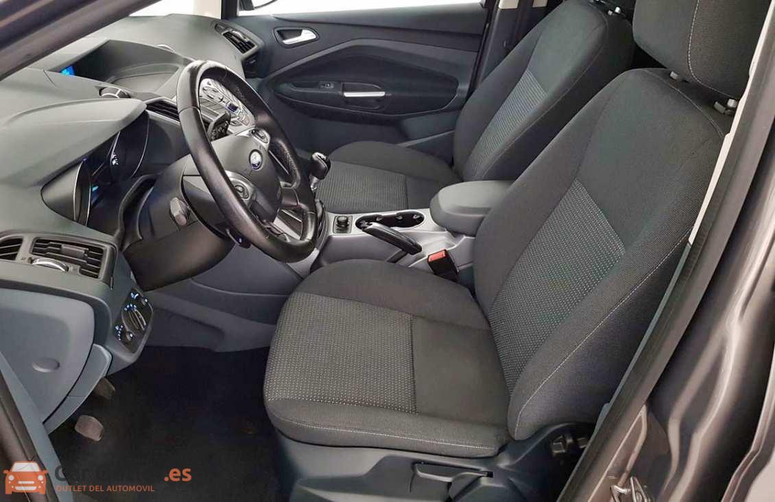 7 - Ford Grand CMax 2013