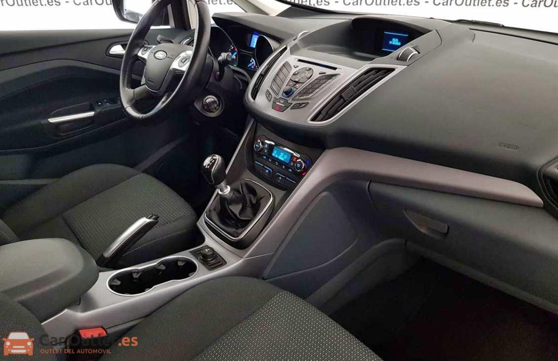 10 - Ford Grand CMax 2013