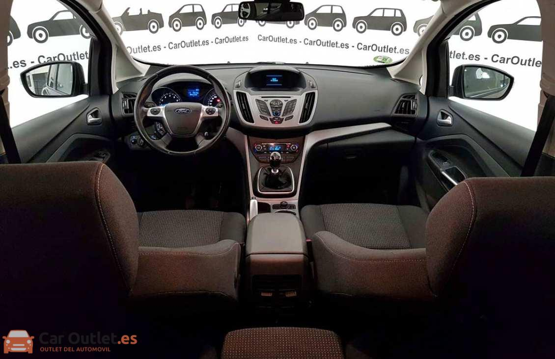 12 - Ford Grand CMax 2013