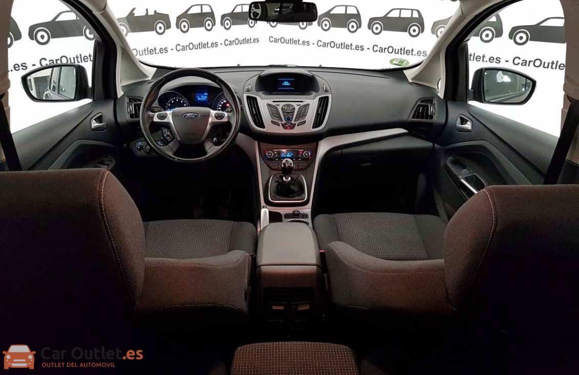 12 - Ford Grand CMax 2013