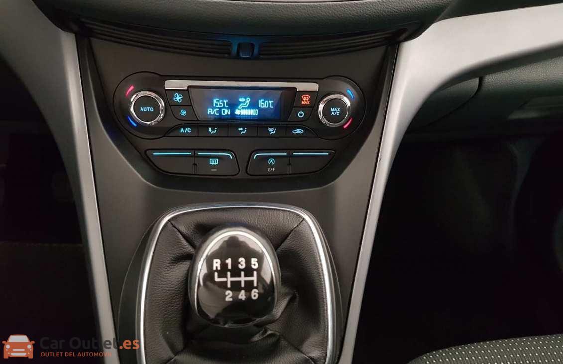 17 - Ford Grand CMax 2013