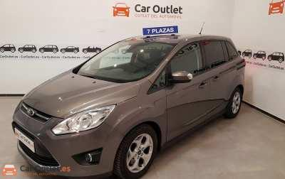 Ford Grand CMax Petrol - 2013