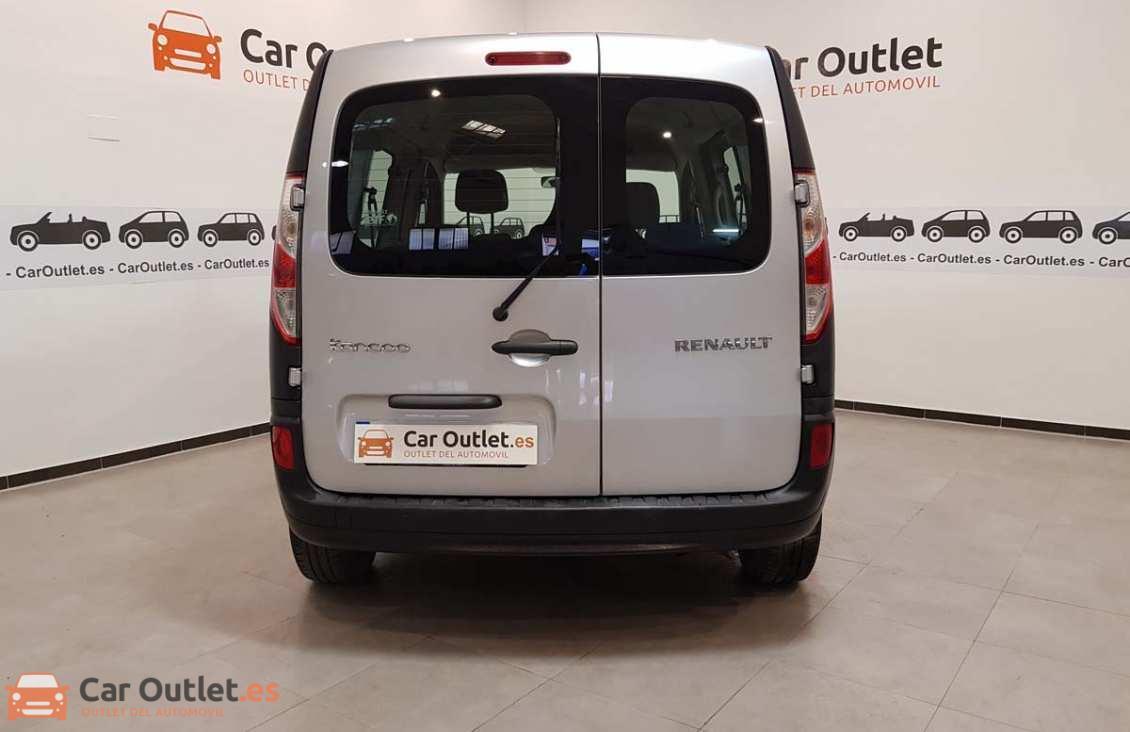 4 - Renault Kangoo 2014