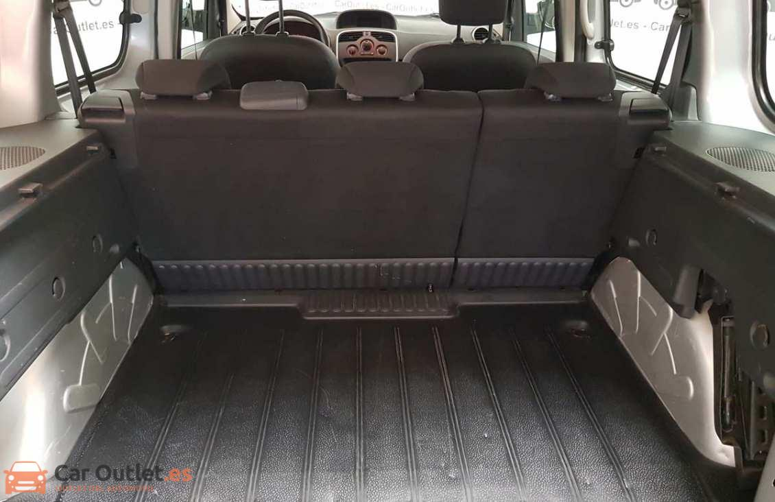 7 - Renault Kangoo 2014