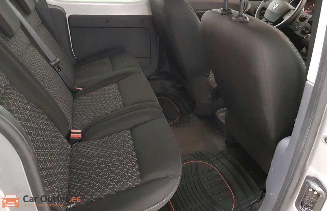 8 - Renault Kangoo 2014