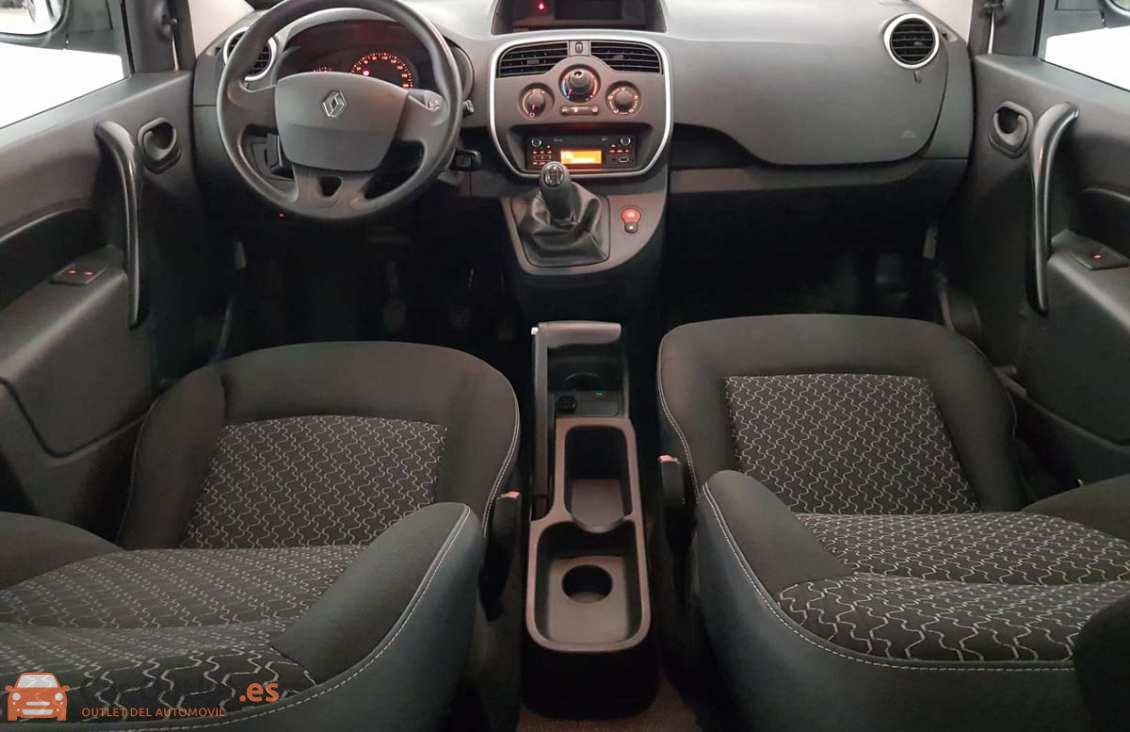 11 - Renault Kangoo 2014