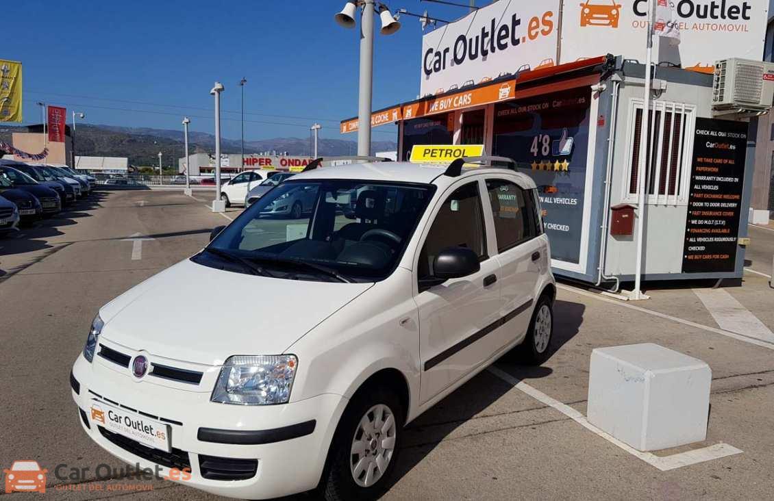 0 - Fiat Panda 2012