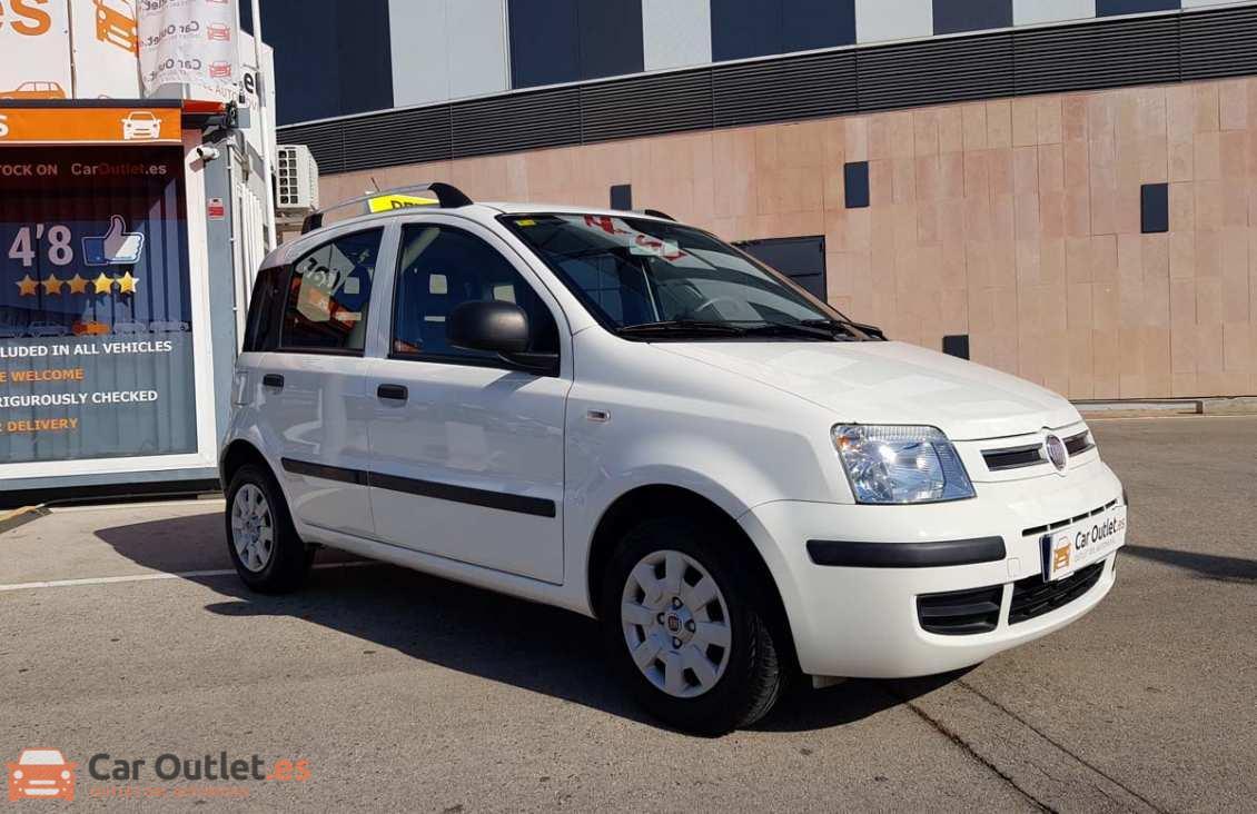2 - Fiat Panda 2012
