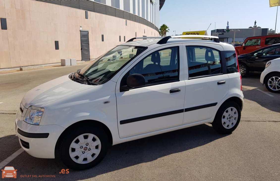 5 - Fiat Panda 2012