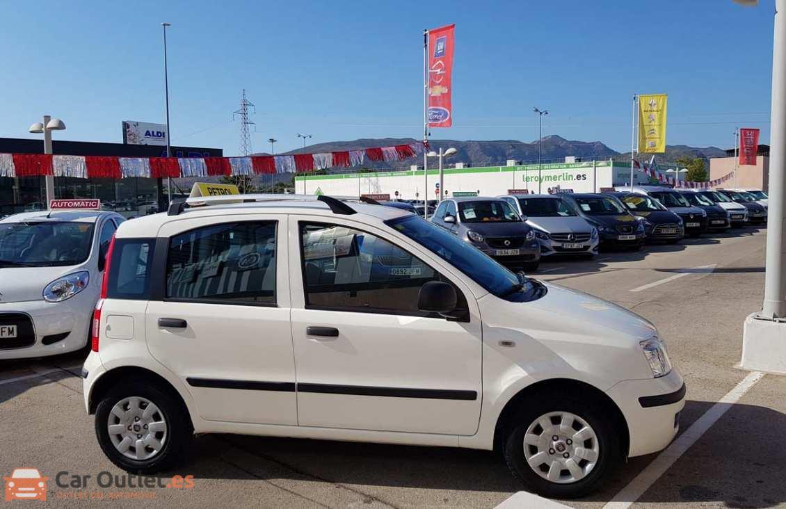 6 - Fiat Panda 2012
