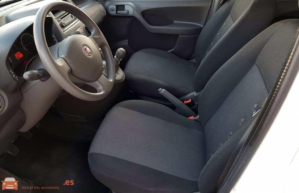 7 - Fiat Panda 2012