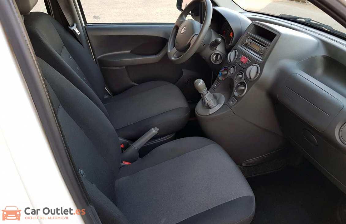 9 - Fiat Panda 2012
