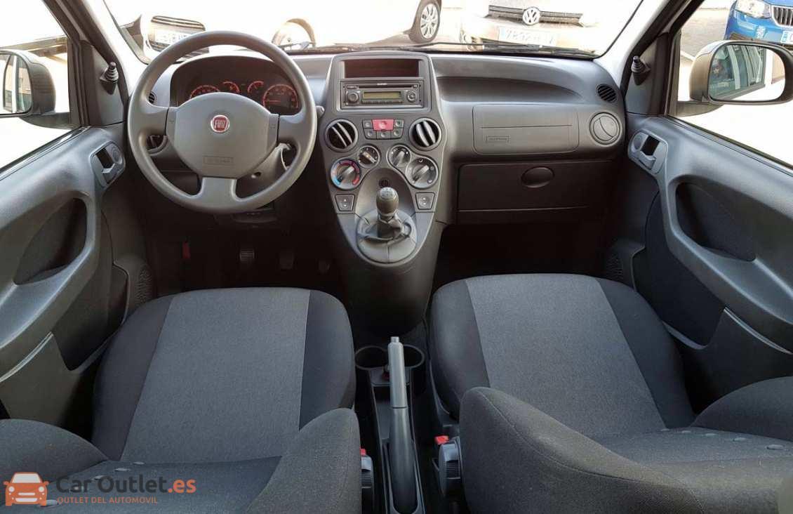 11 - Fiat Panda 2012