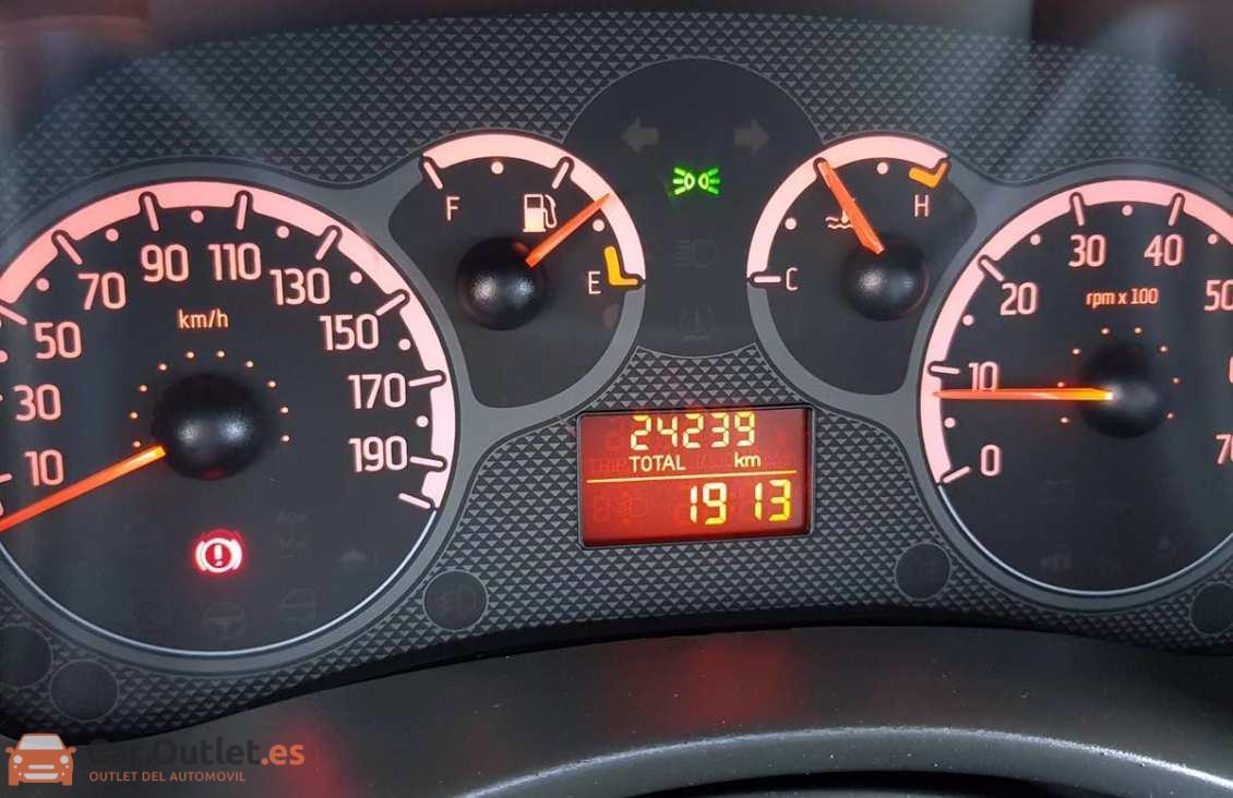 12 - Fiat Panda 2012