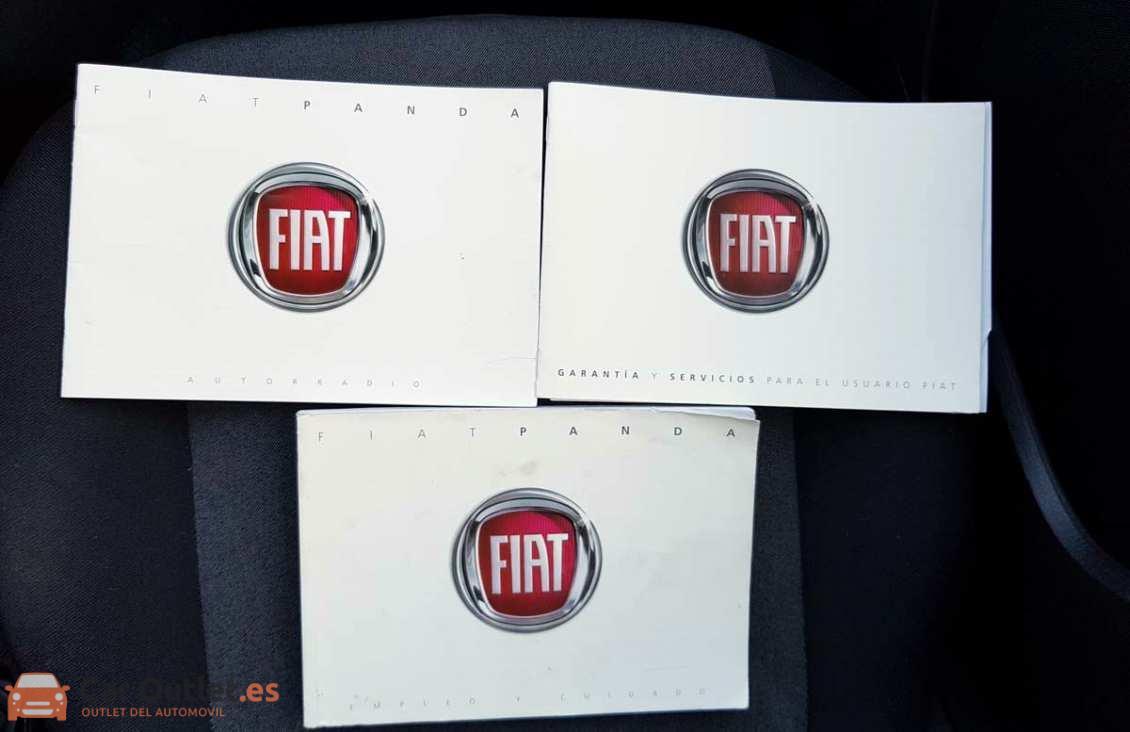 13 - Fiat Panda 2012