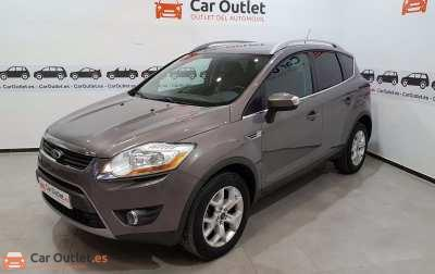 Ford Kuga Diesel / gas-oil - 2012