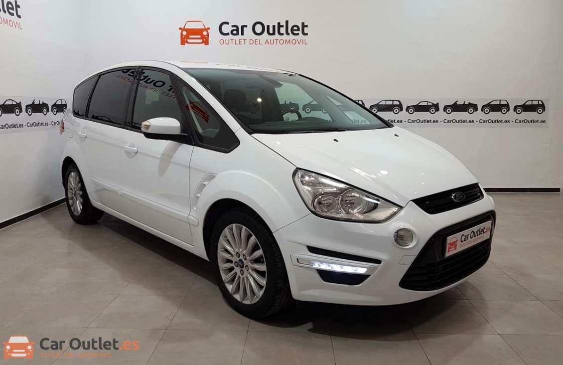 2 - Ford S-Max 2015