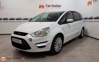 Ford S-Max Diesel / gas-oil - 2015