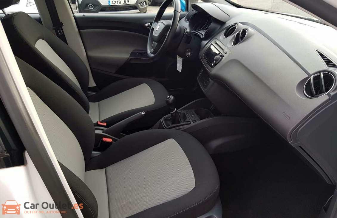 8 - Seat Ibiza 2012