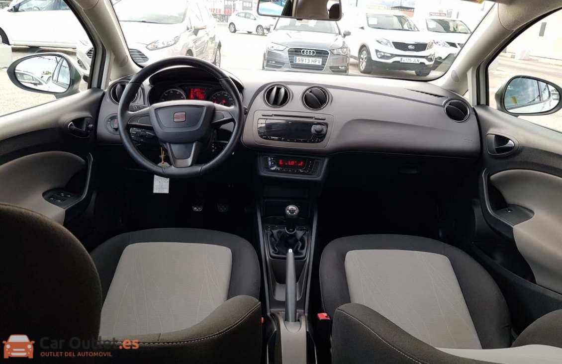 10 - Seat Ibiza 2012