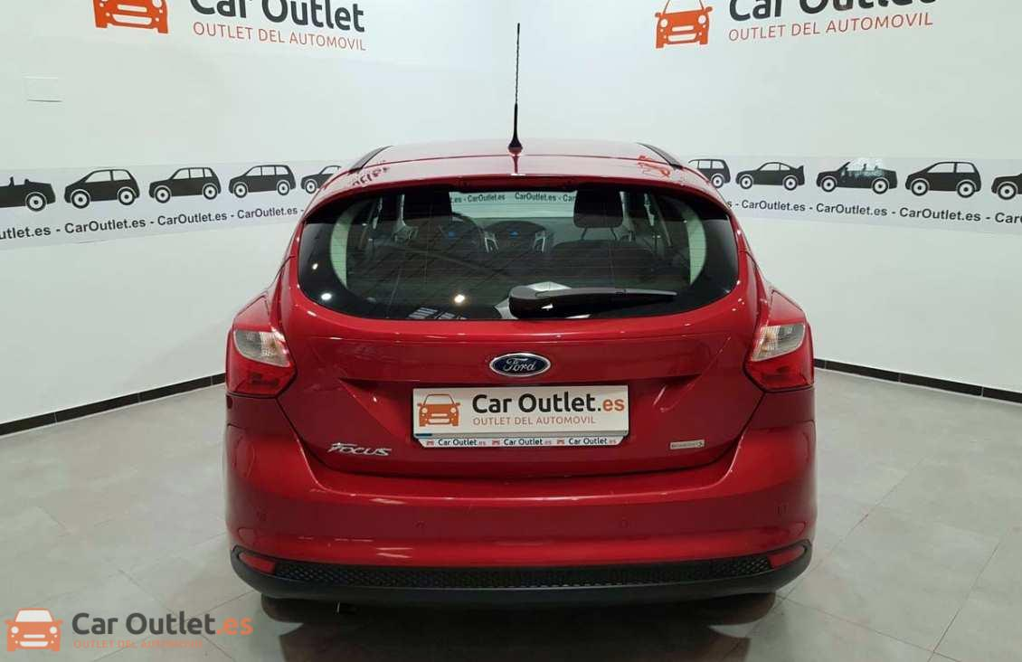 4 - Ford Focus 2015