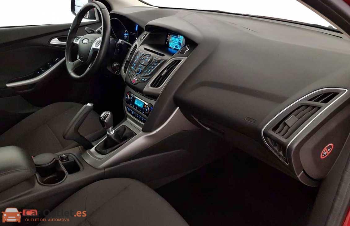 6 - Ford Focus 2015
