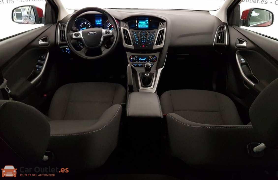 7 - Ford Focus 2015