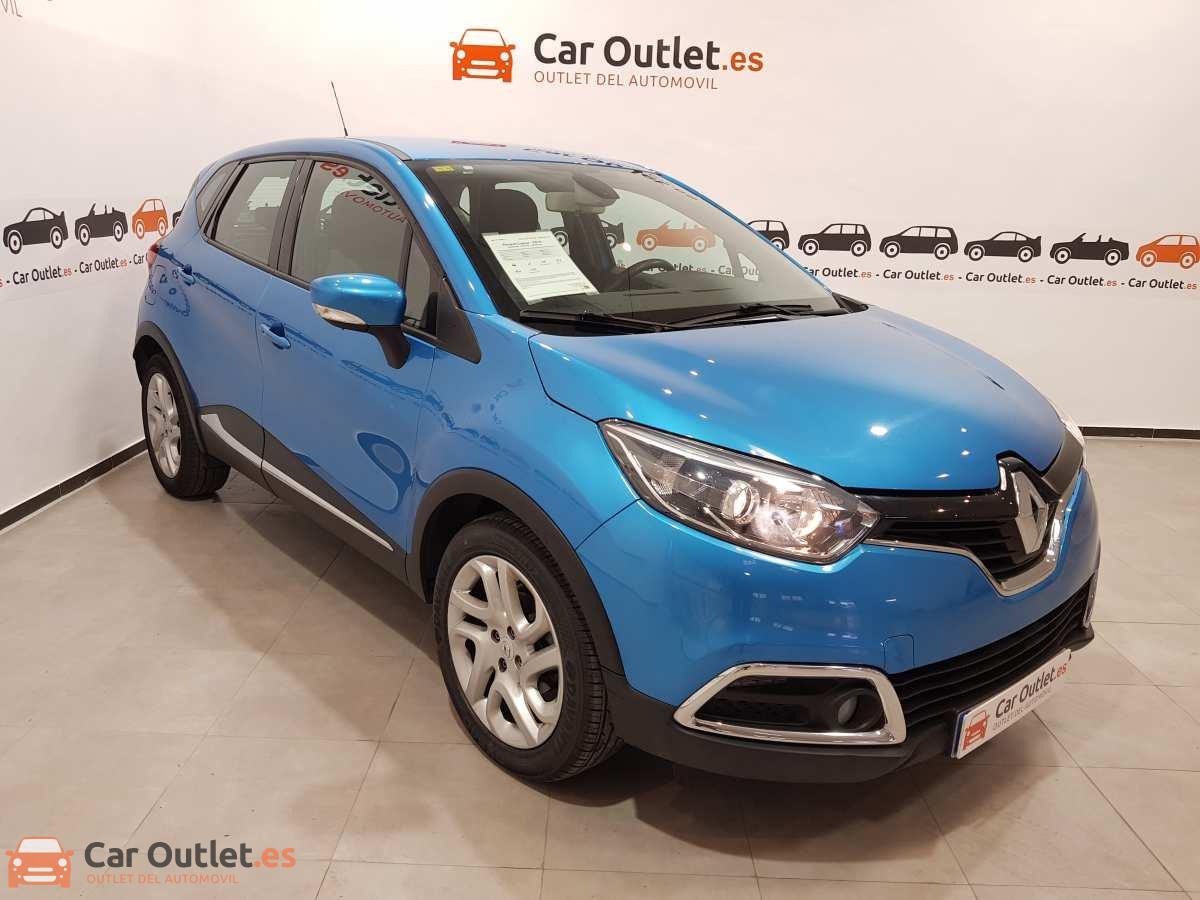 2 - Renault Captur 2014