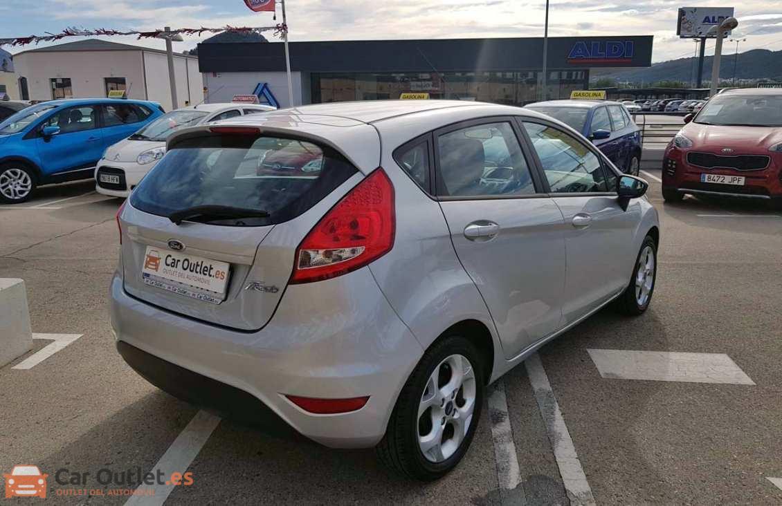 5 - Ford Fiesta 2012