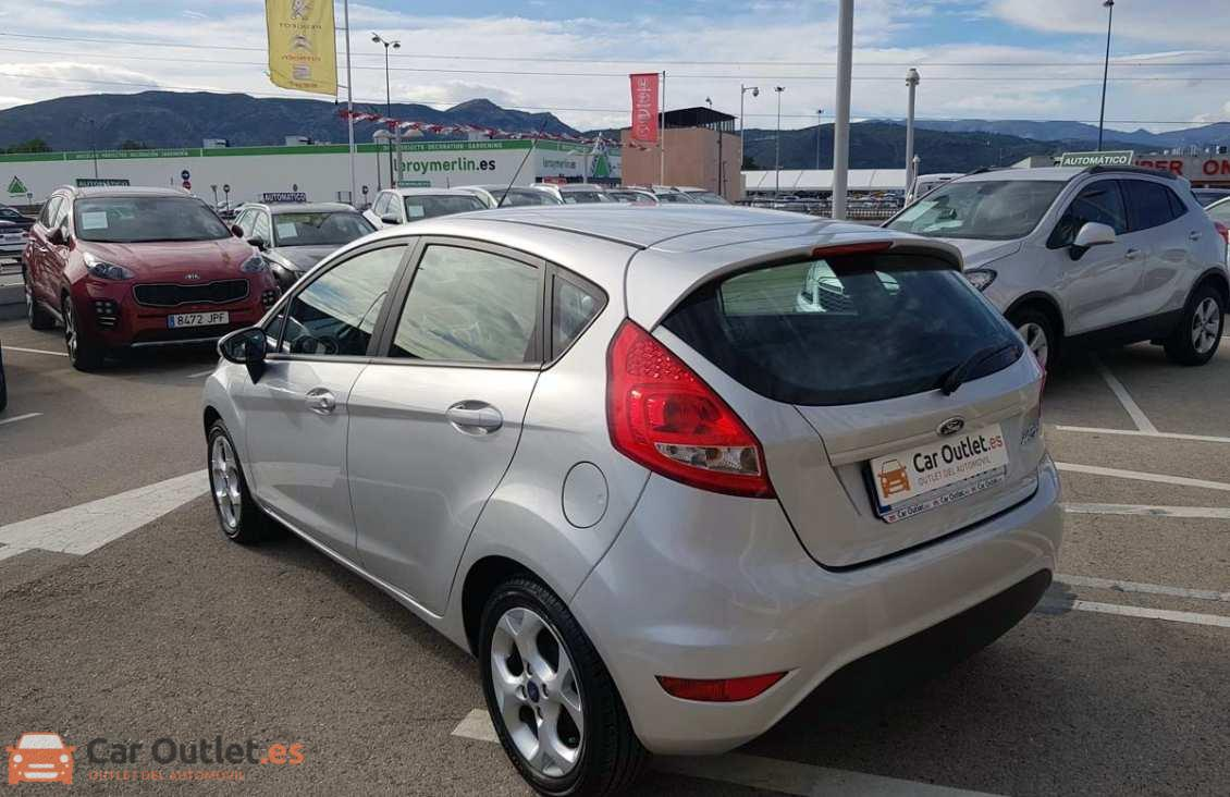 6 - Ford Fiesta 2012