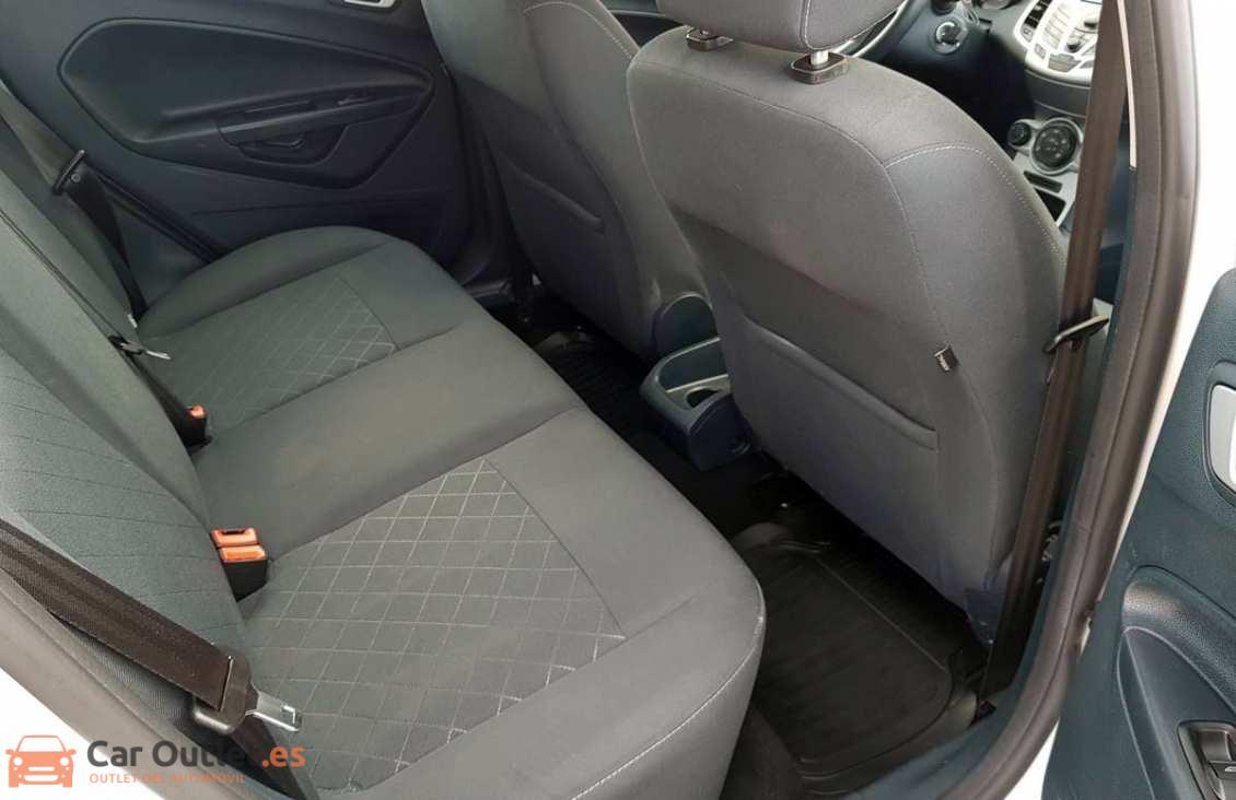 9 - Ford Fiesta 2012