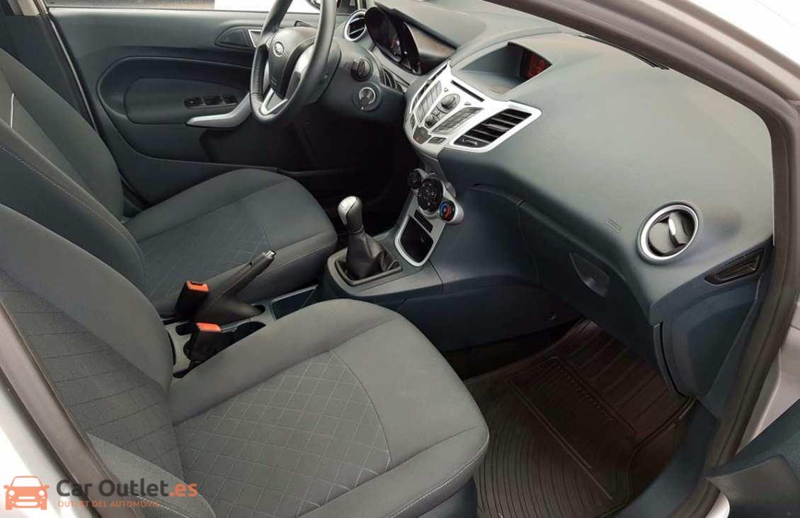10 - Ford Fiesta 2012
