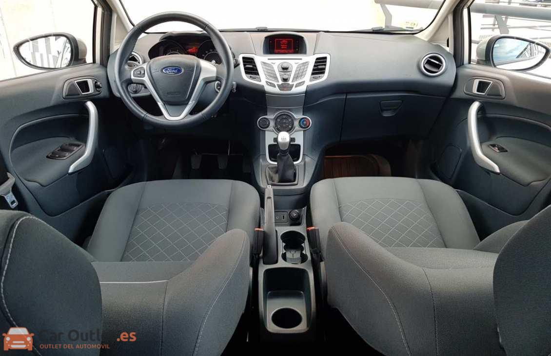 11 - Ford Fiesta 2012