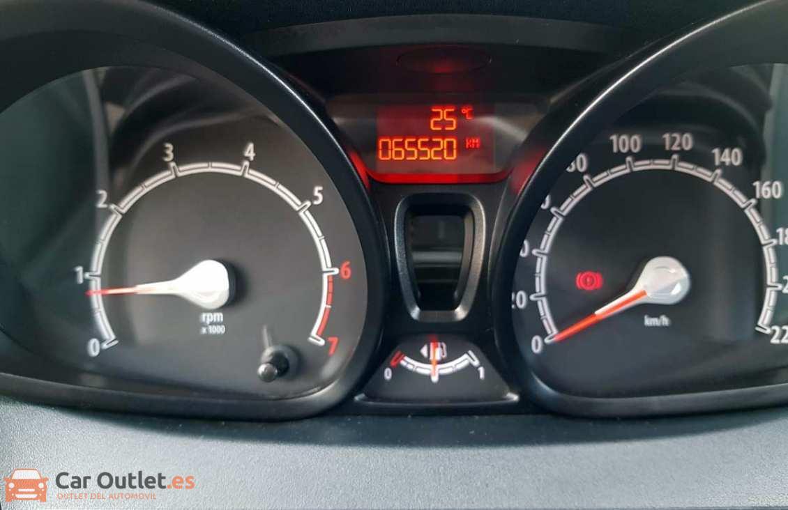 14 - Ford Fiesta 2012