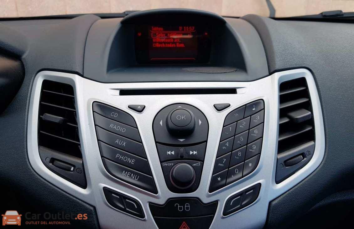 16 - Ford Fiesta 2012