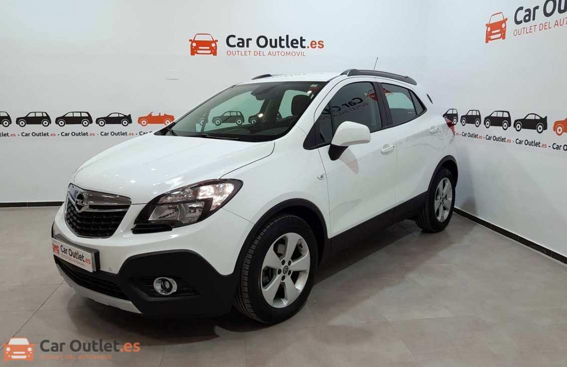0 - Opel Mokka 2015